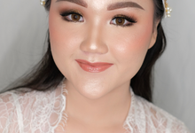 Mrs to be by Sheila Fa Makeup