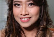 Engagement / Prewedding by sheirlint makeup