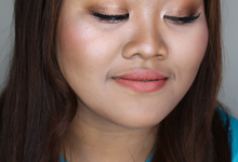 Party makeup by sheirlint makeup