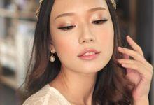 Wedding Makeup For Ms. Alice by Shellen Makeup Artist