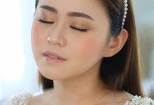 Bride Ivany by Shellen Makeup Artist
