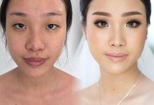Bride Hanna by Shellen Makeup Artist