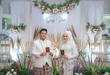 The Wedding Shelly & Yasid by Pinang Wedding