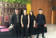 Wedding of Nikita & Gesa by Sherina Music Entertainment