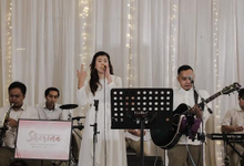 Wedding of vito & merry by Sherina Music Entertainment