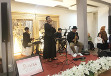 Wedding of Nakita & Aris by Sherina Music Entertainment