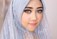 Hijab Make Up by Sherly Lin Makeup Artist