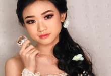 Party Make up by Sherly Lin Makeup Artist