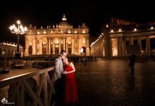ROME  ITALY Sherly Prewedding by Therudisuardi