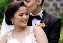 Sherwin & Angelica by Jaymie Ann Events Planning and Coordination