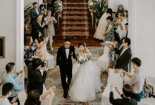 Wedding of Sheryne & Danson by Natalie Wong Photography
