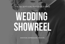 Wedding Showreel by Twinception Productions