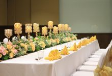 Wedding Package at New Golden Ballroom The Sultan Hotel Complex by The Sultan Hotel & Residence Jakarta