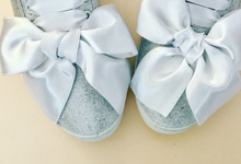 Bridal sneakers by shuzdesign