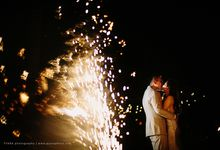 Suryo Ingrid | Bali Wedding by PYARA