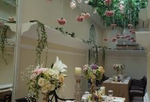 Wedding Ceremony at Gardenia Room by Hotel Gran Mahakam