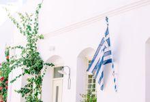 Wedding in Greek island by Elias Kordelakos