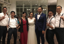 Ochie & Wisnu (1 Mar 2019) by Signature Entertainment