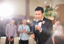 Garry & Renny Wedding day by Signature Wedding Details