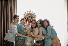 From Putri & Andre's Wedding by Signore Gift