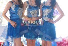 Pick Your Blue  by Various Dance Enterprise