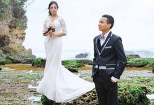 Fardian & Wahyu Fitriani's Prewedding by AnnaSalon