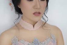 Engagement Makeup for Ms Della by Silvia Dwita Makeup Artist