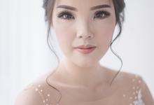 Wedding Makeup for Ms Tasya by Silvia Dwita Makeup Artist