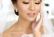 Wedding makeup class  by Silvia Jonathan