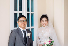 Wedding of Richo & Jessica by Silvia Jonathan