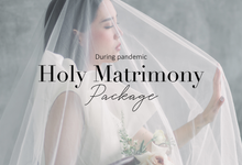 PANDEMIC WEDDING PACKAGE by Silvia Jonathan
