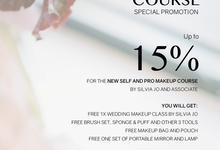 Special Promo Wedding & Makeup Course! by Silvia Jonathan