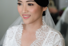 Wedding of Edy & Lusy by Silvia Jonathan