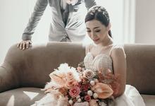 Wedding of Ryan & Faniq by Silvia Jonathan