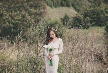 Prewedding Of Abuy & Laura by Silvia Qing MUA