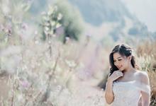 Prewedding of Frans & Ayunda by Silvia Qing MUA