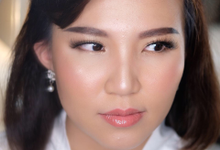 Bridal Makeup for Michelle by silviana.makeup