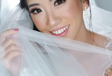 Wedding Makeup by silviana.makeup