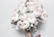 Wedding Bouquet by La Belle Vie flower