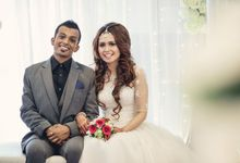 Wedding at Hajah Maimunah with Faiz and Maisarah by Simplifai Studios