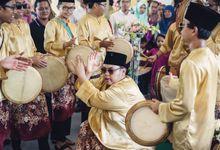 Malay Wedding with Firuz and Nadiah by Simplifai Studios