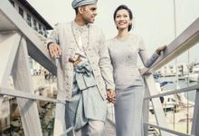 Mixed Wedding at Gurame and SAF Yacht Club with Alif and Liza by Simplifai Studios