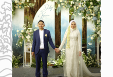 intimate wedding  by simply project