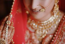 Simranpreet Kaur - Best Wedding Bride Shoot in Chandigarh - Safarsaga Films by Safarsaga Films