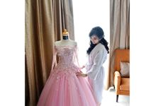 Sindra Engagement Dress by Yenny Lee Bridal Couture
