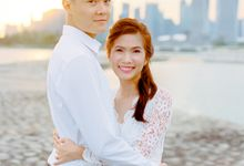 Prewedding of J and X - Analogue Journey by Analogue Journey