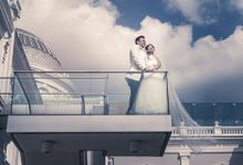 Lucy and Raymond by Fsquared Photography