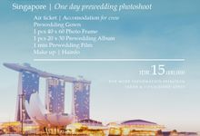 Singapore Prewedding Open Trip by Dfleur Photography