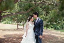 Pre-Wedding | Fang How & Bridget by UnderTheStars Photography