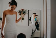 Wedding Day - Kenji & Deborah by Smittenpixels Photography